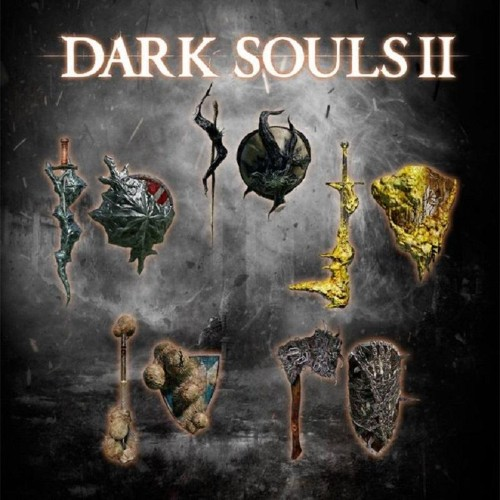 Why The 'Dark Souls II' Black Armor Weapons Set Is A Terrible Idea