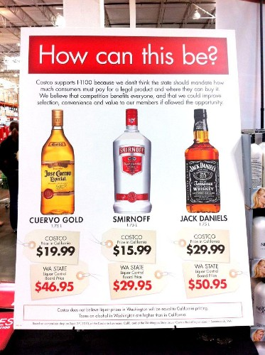 Costco's Best Deals May Be In The Liquor Aisle