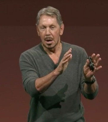 Larry Ellison On Cyber Attacks: 'It's A War -- And We're Losing This Cyberwar'