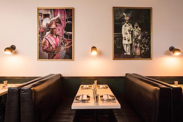 At Babu Ji in New York the Modern Indian Food Is Only Half The Fun