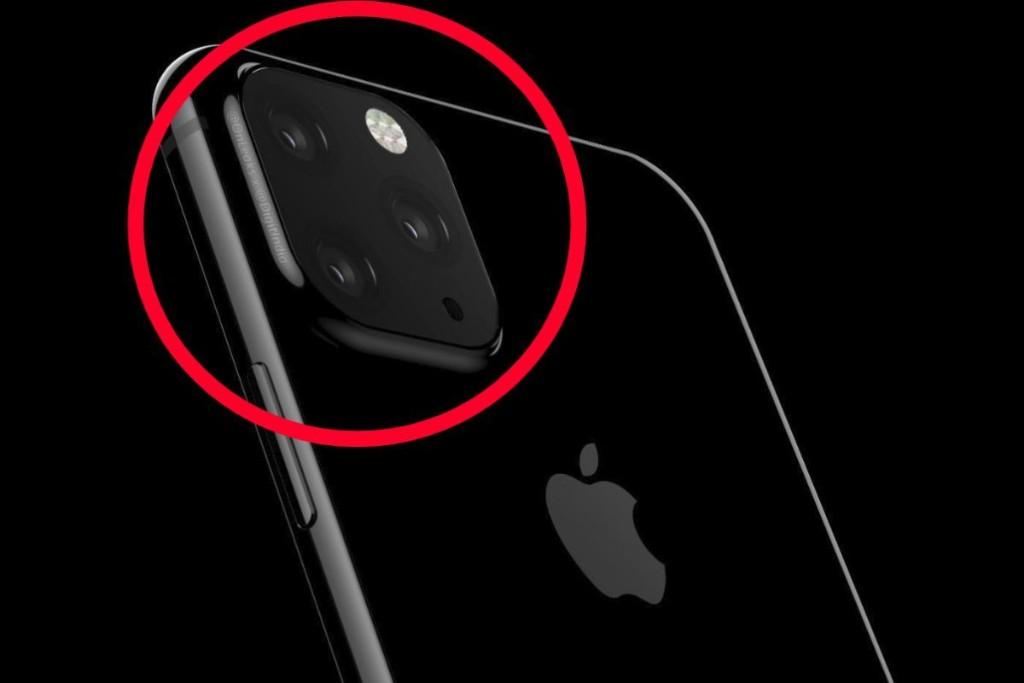 First iPhone XI Design Leak Highlights Triple Rear Camera