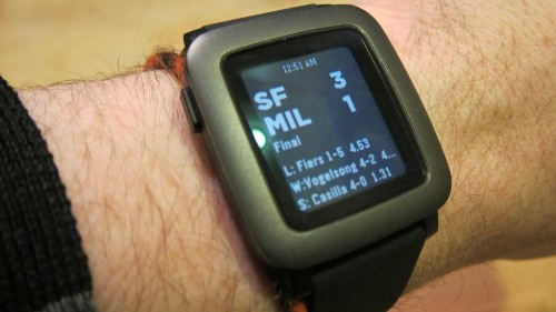 Pebble Time Smartwatch Review: The New Coke Of Smartwatches