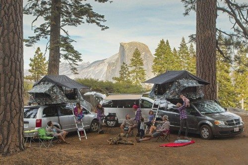 How A Camping Startup Ditched Venezuela, Revamped Its Cartop Tents And Got Into REI