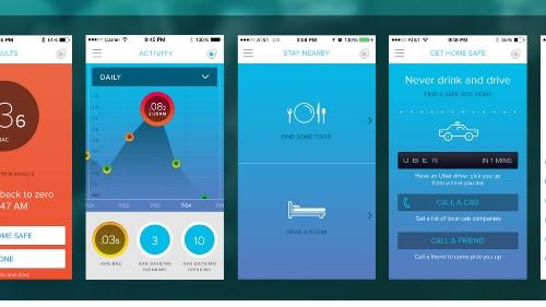 Uber Partners With Breathometer To Suggest Drunken-Driving Alternatives
