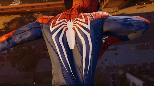 'Spider-Man's Suits Exhibit Clever And Clunky Game Design