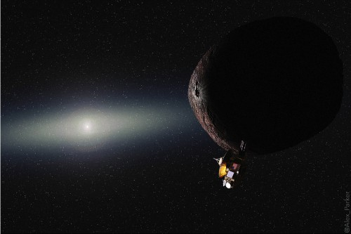 Should NASA Send New Horizons To A Nearby Star For Its Final Mission?