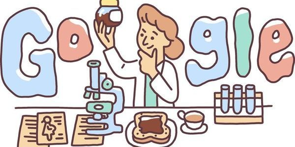 Friday's Google Doodle Honors Lucy Wills, Who Saved Lives With Breakfast Condiments