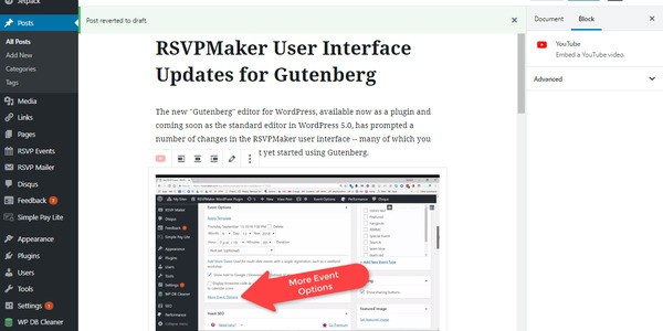 Welcoming WordPress 5.0 And The New Editor