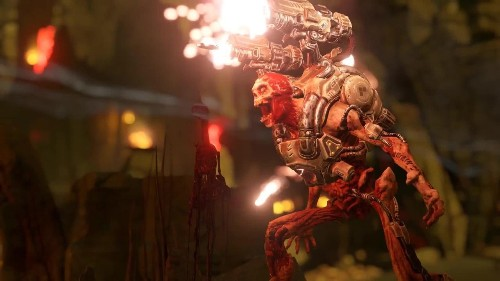 The New 'DOOM' Gameplay Trailer Shows That Bethesda Has The Coolest Games