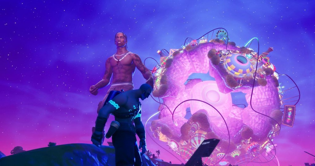 A Staggering Number Of People Saw Fortnite's Travis Scott 'Astronomical' Event