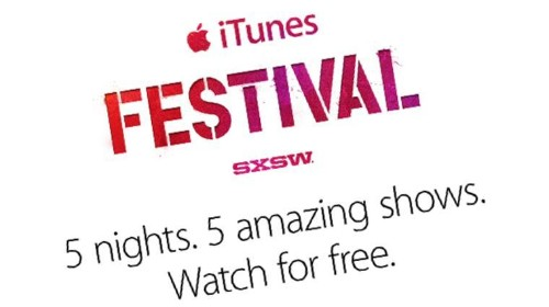 Apple Will Counter The Samsung Galaxy's Specifications With The iTunes Festival At SXSW