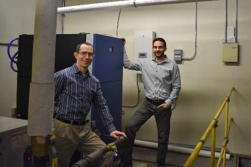 This SmartWatt Boiler Generates Heat And Electricity