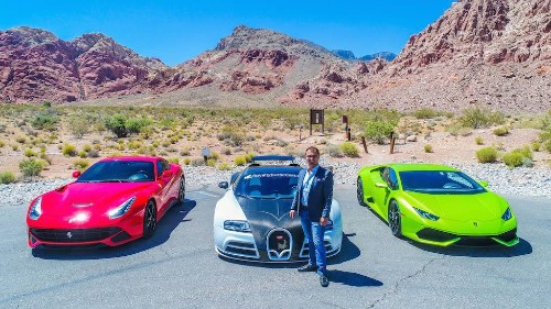 Meet The Bugatti-Driving 29-Year-Old Making $500,000 A Month