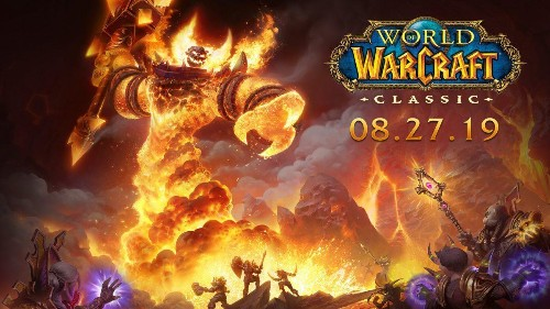 Get Out Your Running Boots: 'World of Warcraft Classic' Launches August 27