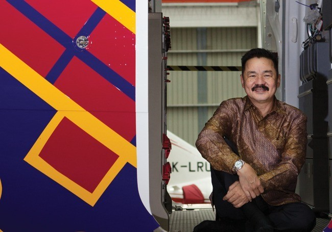 Rusdi Kirana Has Lion-Size Ambitions for Indonesia's Largest Airline