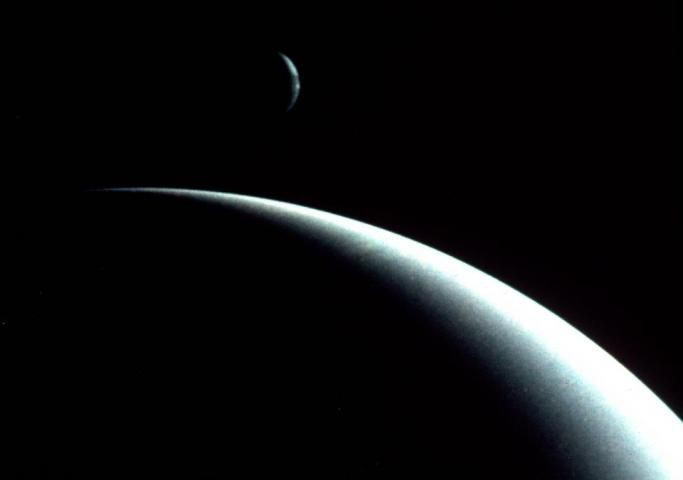 Triton, Not Pluto or Eris, Is The Kuiper Belt's Largest World