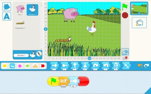 Your Five Year Old Can Learn To Code With An IPad App