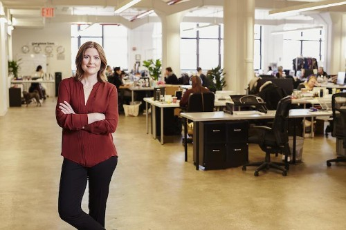 How This Digital Entrepreneur Rocketed A Fashion Business From 4 To 350 Employees