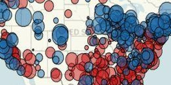 Big-Data Visualization Is Worth A Thousand Spreadsheets