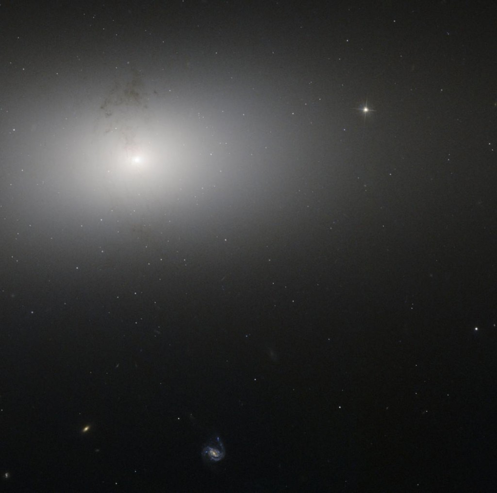 Astronomers Create Largest-Ever Catalog Of Cosmic Voids