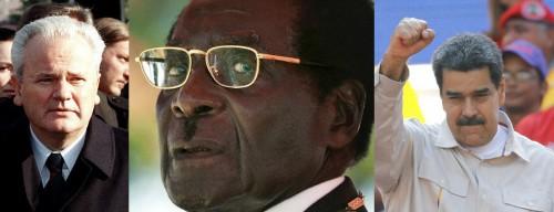 The Three M's: Milosevic, Mugabe, and Maduro