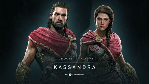 Kassandra Should Have Been The Only Hero Option In 'Assassin's Creed Odyssey'