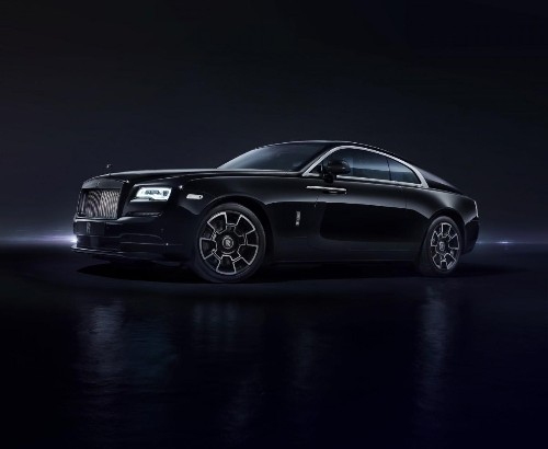 Black Badge: The Darker Side of Rolls-Royce, A New Direction In Performance