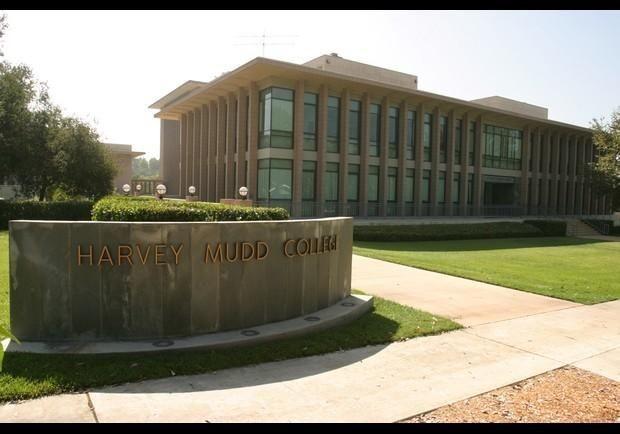 1. Harvey Mudd College