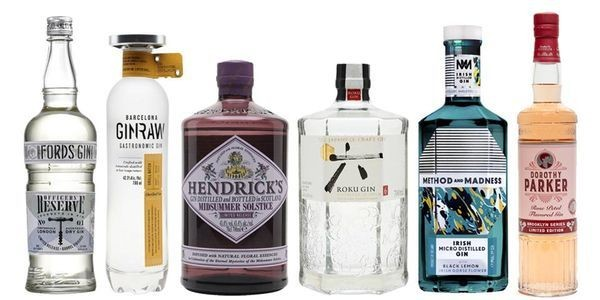 Superb Spirits: The Best Gins to Stock Up on This Year (and Beyond)