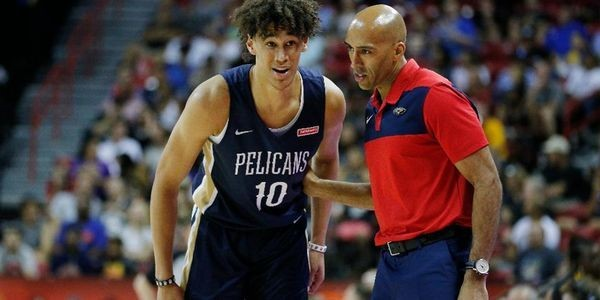 Jaxson Hayes And Josh Hart Ready To Run With New Orleans Pelicans Opportunity