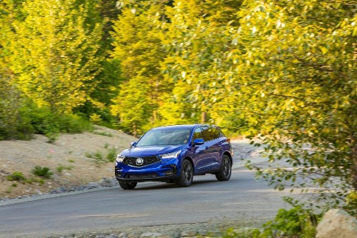 The Acura RDX has the Right Looks and the Right Feels