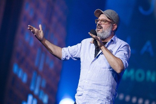 David Cross Tries Something New With His 'Oh Come On' Tour