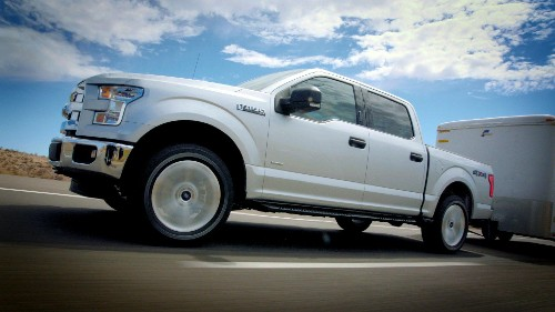 10 Subtle But Important Improvements to the 2015 Ford F-150