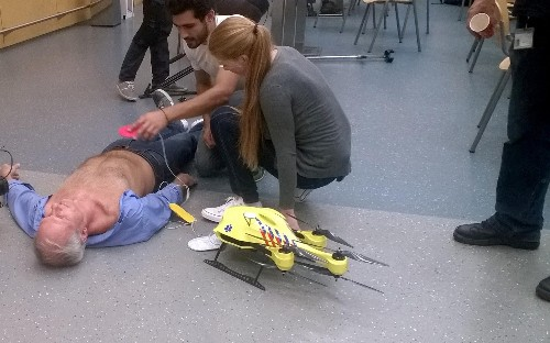 The Future of HealthTech - Ambulance Drones