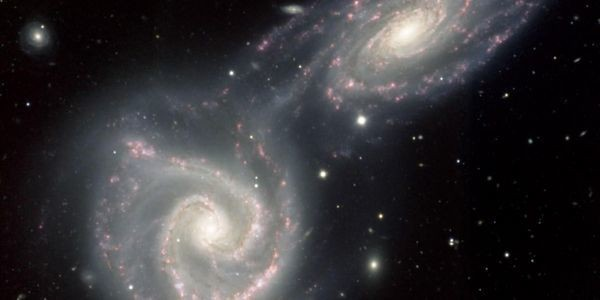 Why Are We Made Of Matter And Not Antimatter?