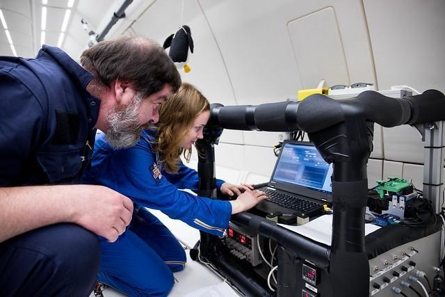 The E.U. Is Experimenting On Graphene In Zero-Gravity Conditions