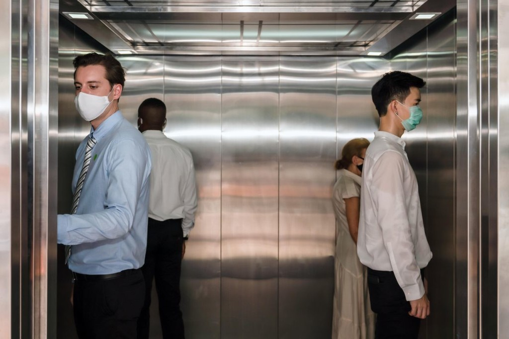 Why You Should Avoid Hotel Elevators During The Pandemic