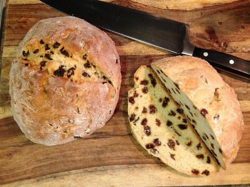 Ellen Carmody's Irish Soda Bread Is Everyone's Favorite
