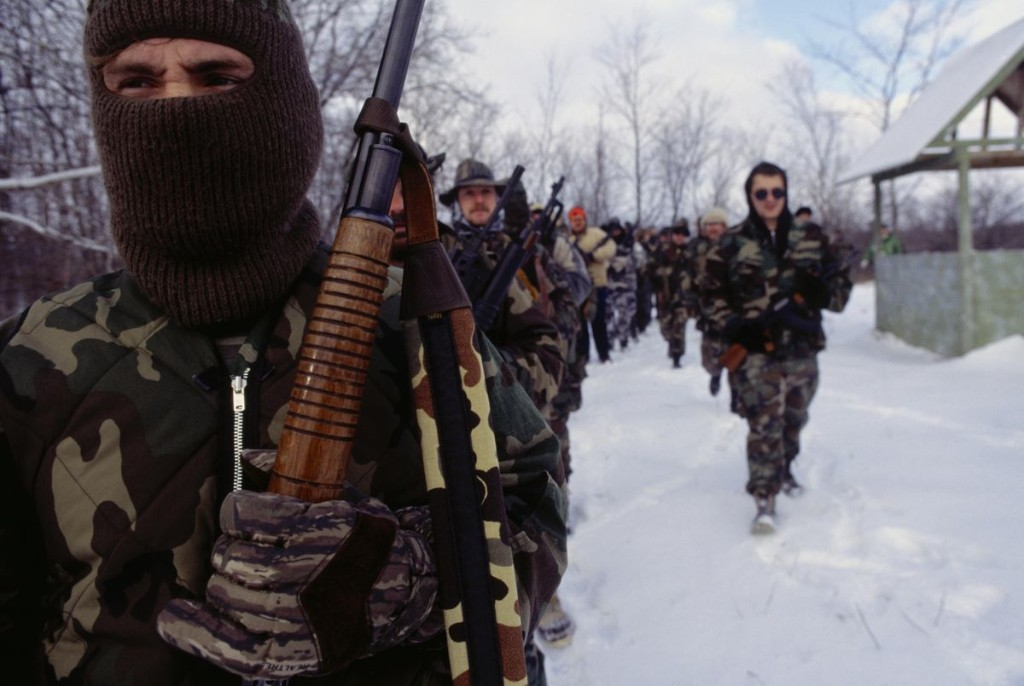 How Right Wing Militias Pose A Challenge To America And Its Leaders