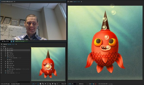 Adobe Character Animator Lets You Make Cartoons Speak With Face Tracking