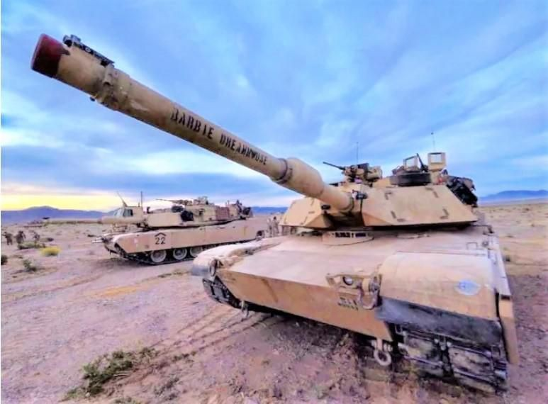 Why Is This Tank Called 'Barbie Dreamhouse'?
