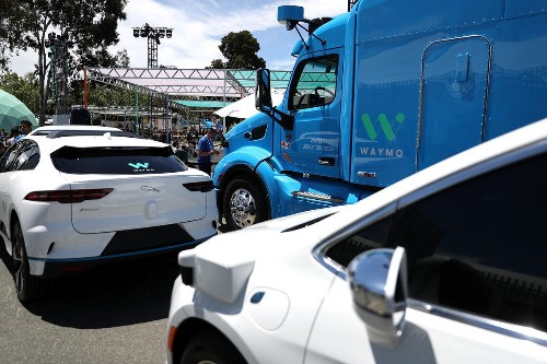 Waymo Tops Self-Driving Car 'Disengagement' Stats As GM Cruise Gains And Tesla Is AWOL