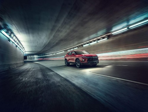 Will Chevy's New Blazer's Driving Character Live Up To Its Design?