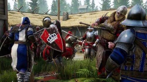 Triternion's Mordhau And How International Cooperation Created The Indie Hit