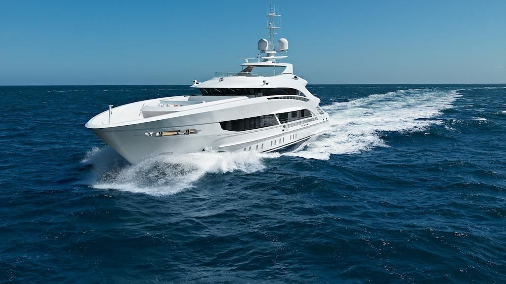 Heesen Yachts Launches 163-Foot-Long Project Triton
