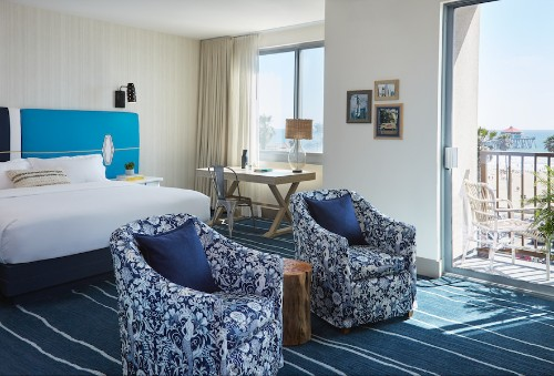 Small Space Design Ideas To Take Home From Hotels