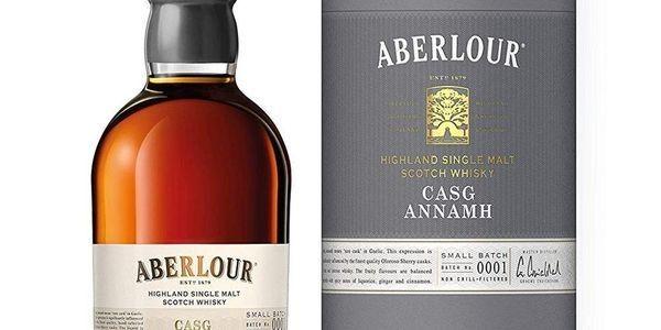 Casg Annamh Is Aberlour's Newest Scotch Whisky