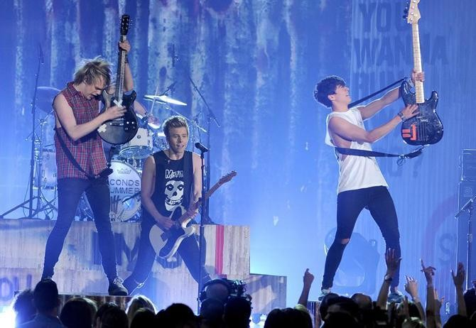 Ticket Prices Suggest 5 Seconds of Summer Has Long Way To Go To Catch One Direction