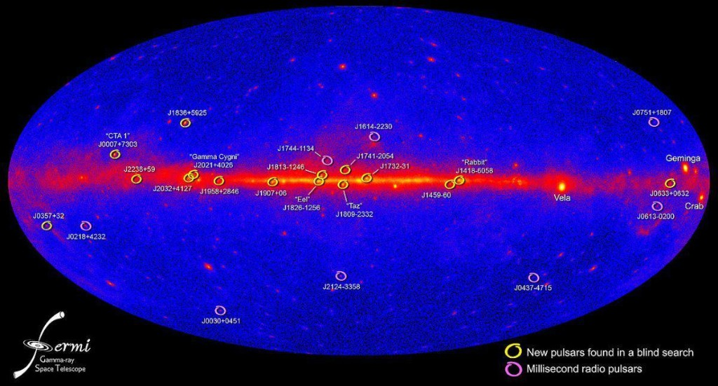 Antimatter Mystery Likely Due To Pulsars, Not Dark Matter