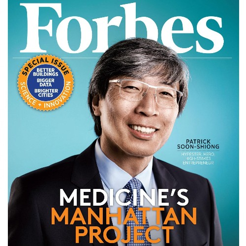 Can Patrick Soon-Shiong, The World's Richest Doctor, Fix Health Care?
